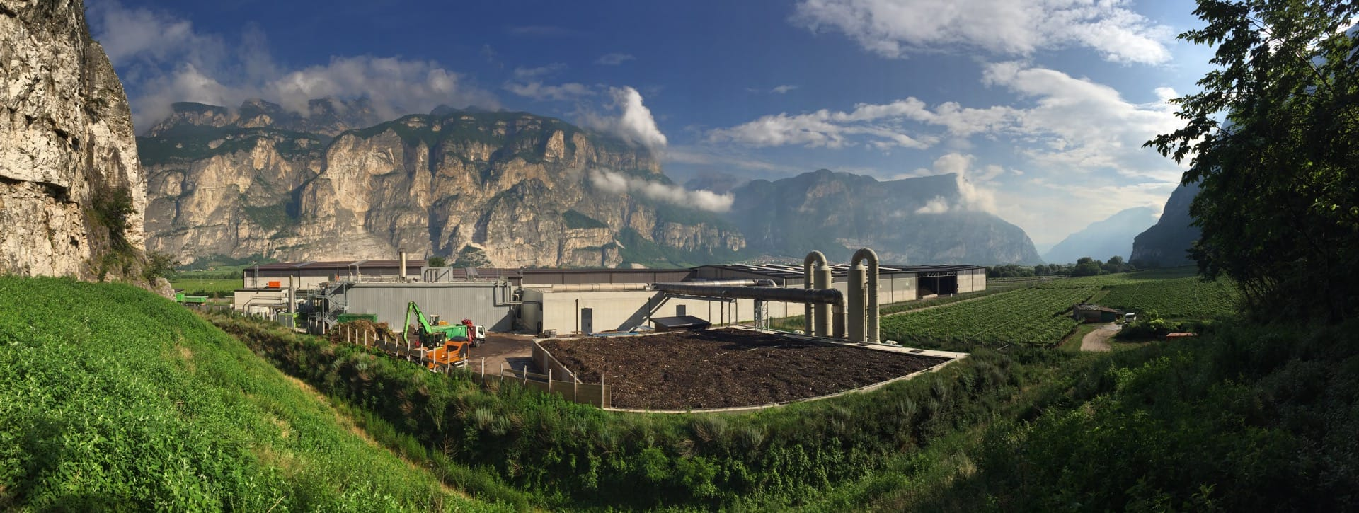 AD Plant – Faedo, Italy