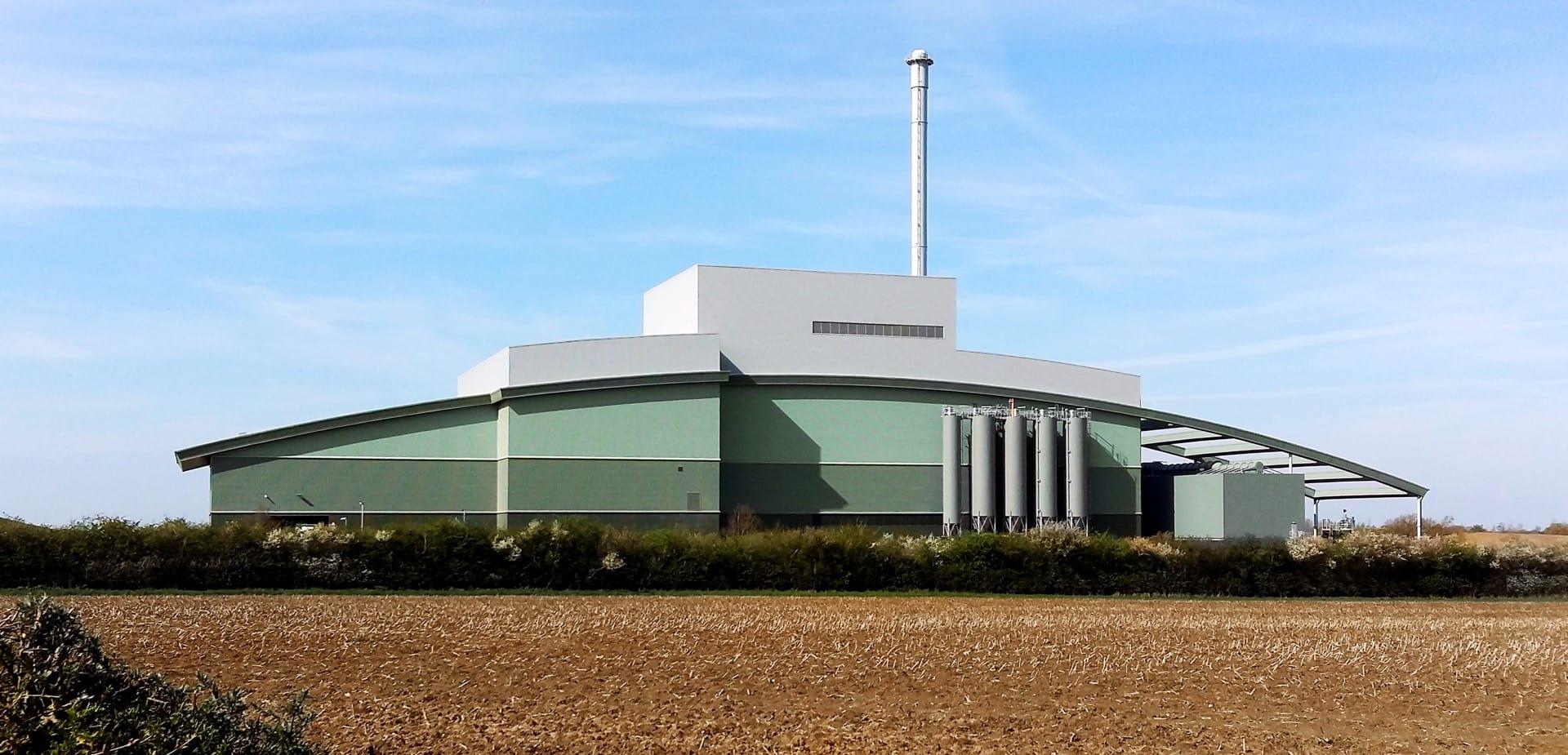 Greatmoor EfW Plant – Buckinghamshire