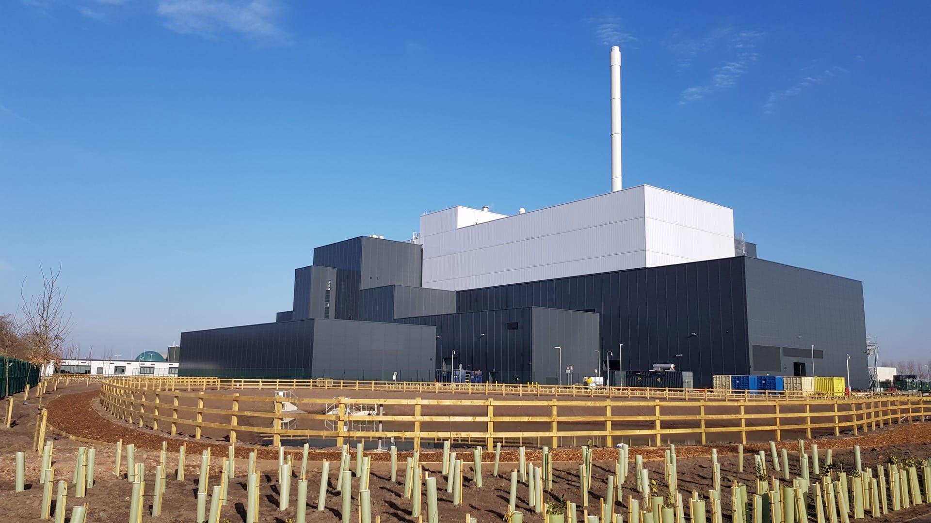 Millerhill EfW Plant – Edinburgh