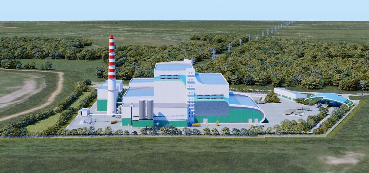 Second EfW plant for Moscow.
