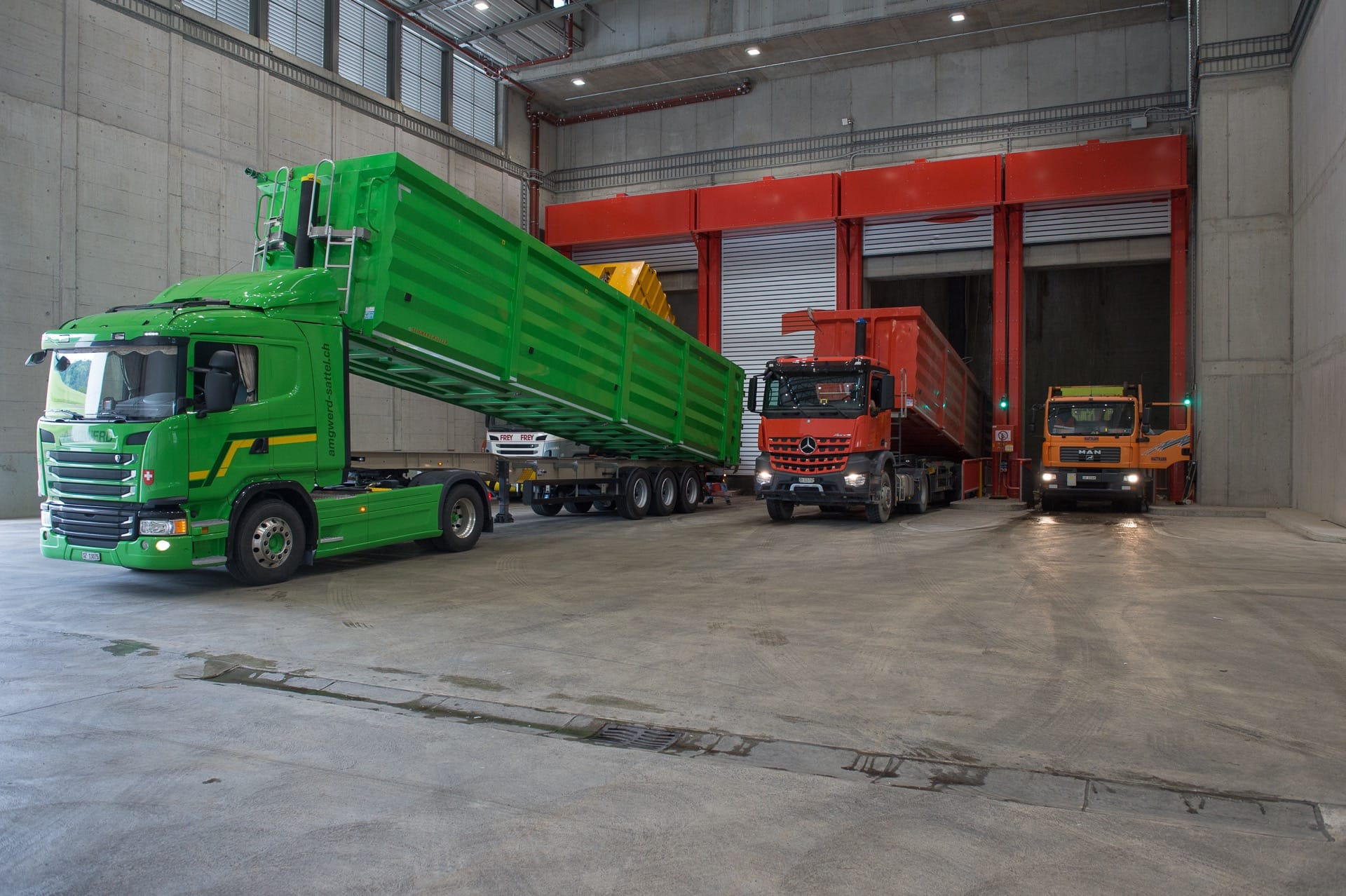 Renergia EfW Delivery – Lucerne