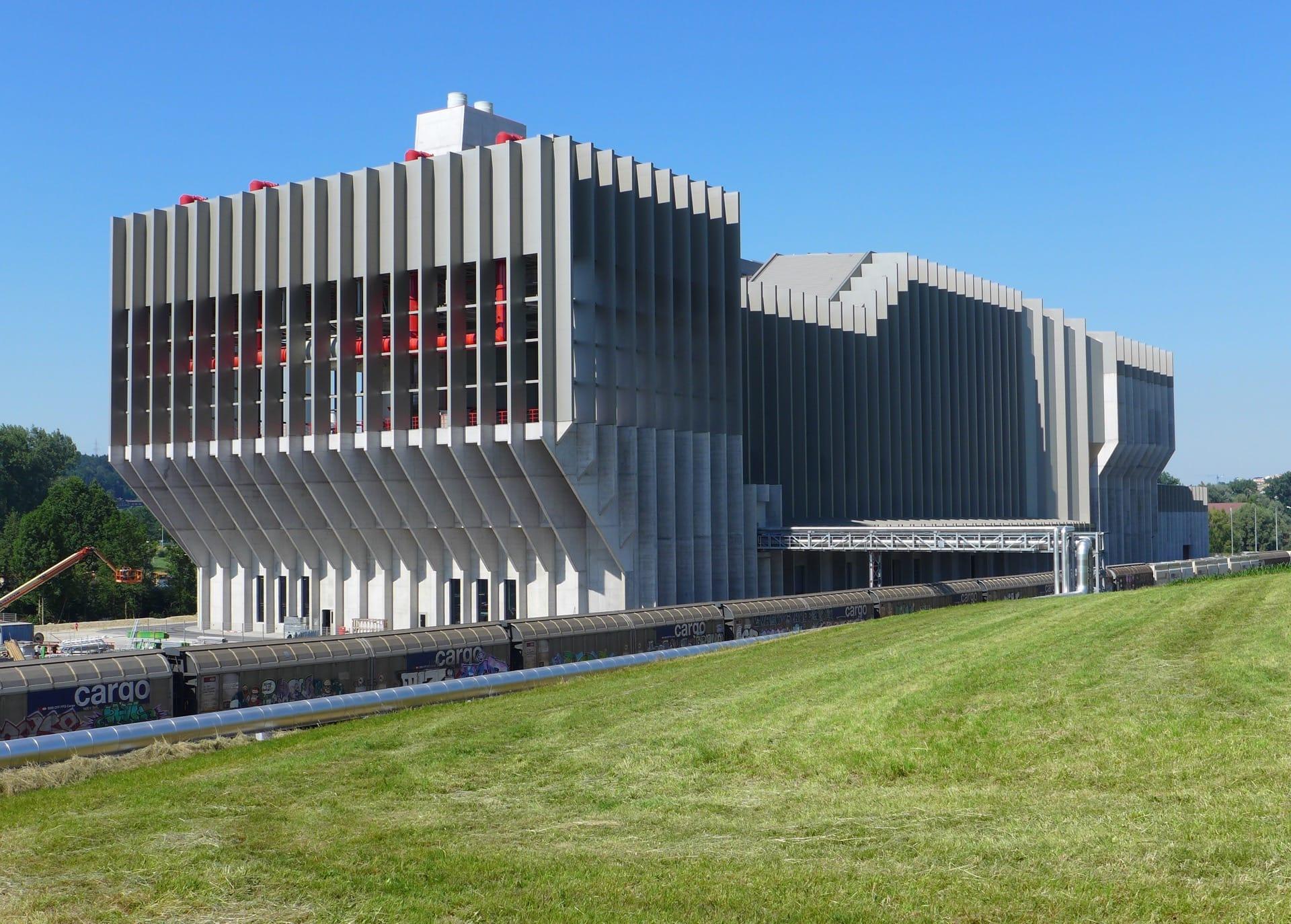 Renergia EfW Plant – Lucerne