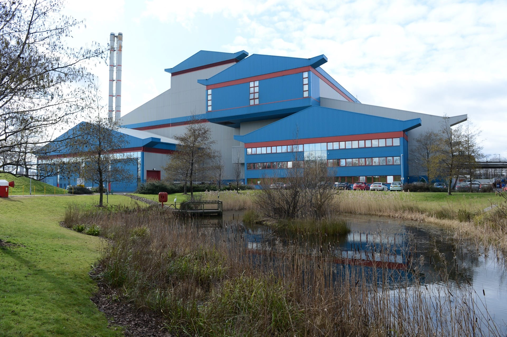 Teesside EfW Plant – Cleveland