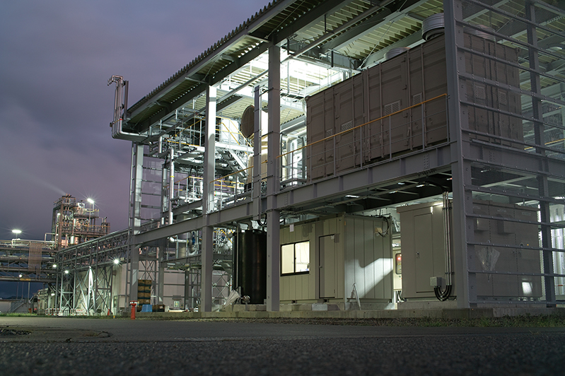 Power-to-Gas Facility – Nagaoka, Japan