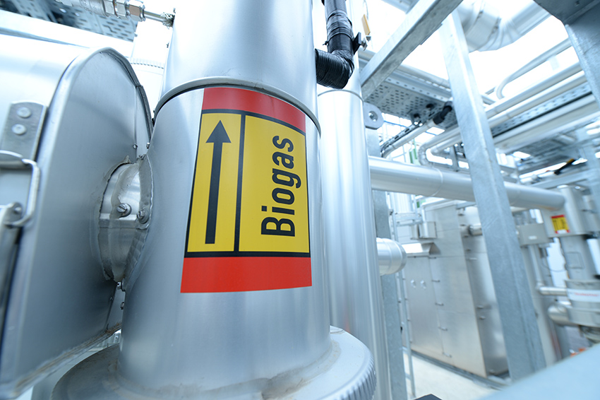 Biogas plays an important role in Greece's sustainable energy strategy