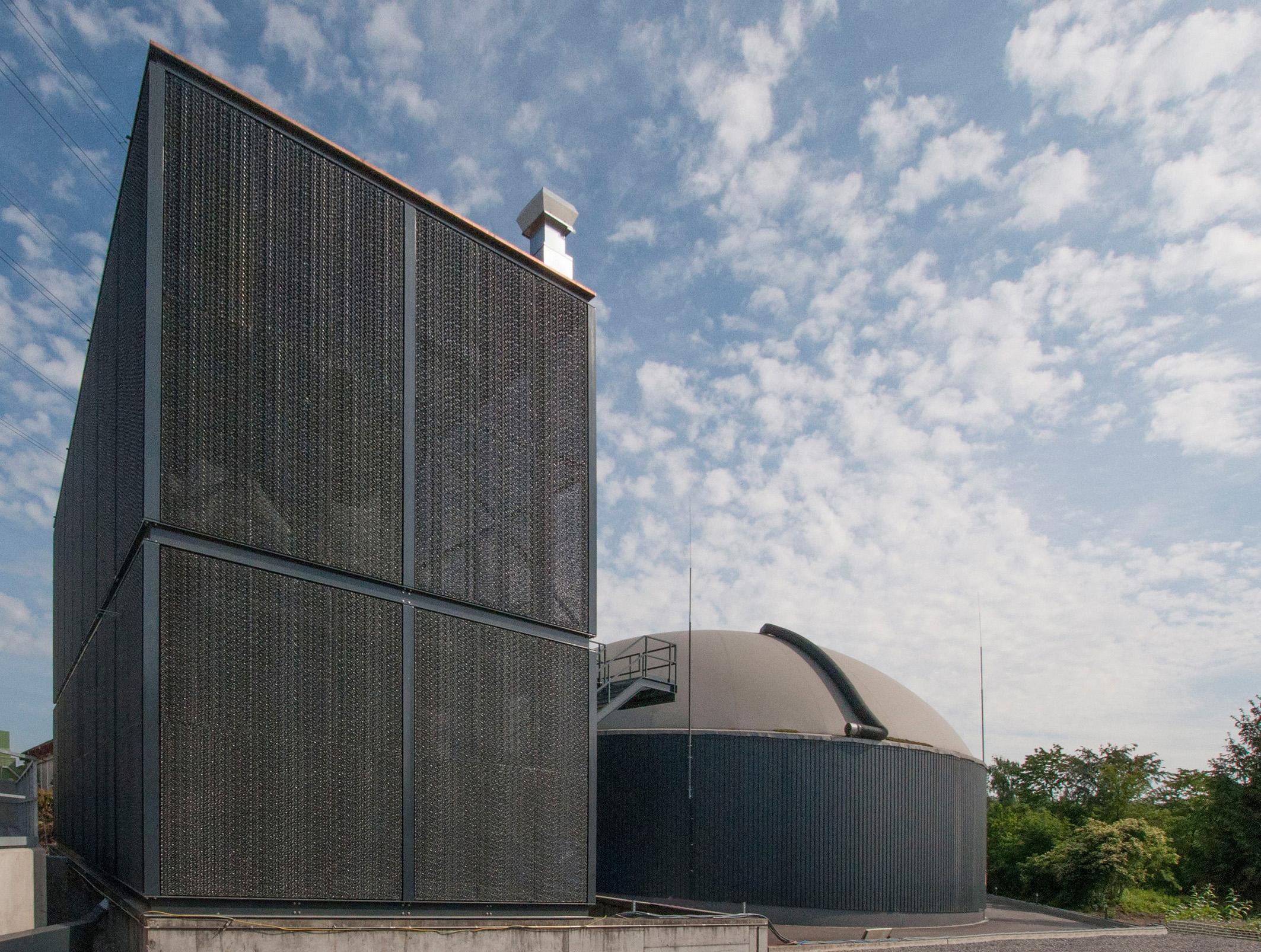 Biogas Plant Nesselnbach